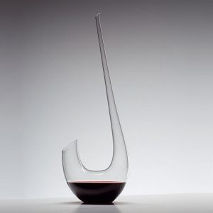 Swan Decanter by Ridel Glassware available from Hospitality Products